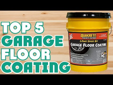 Download Thumbnail For Best Budget Garage Floor Coatings Of 2019