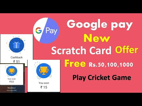 Download thumbnail for Google Pay // play game and earn money in