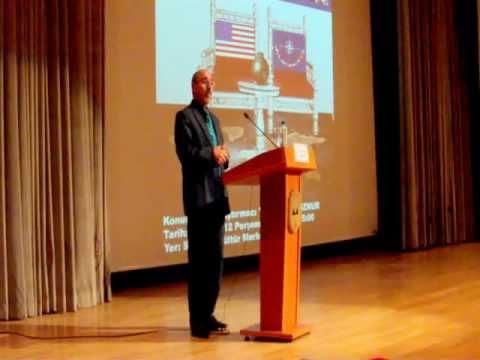 Hakkı Öznur- Arap Baharı ve Ortadoğu Konferansı 1