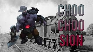 NEW SION - HOW TO BE A TRAIN