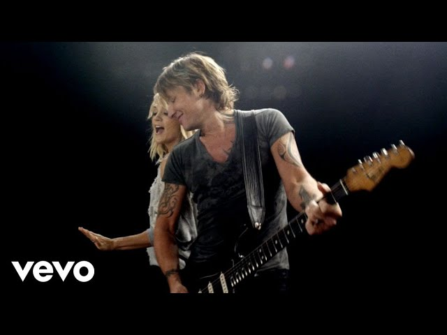 Videoclip oficial de 'The Fighter', de Keith Urban y Carrie Underwood.