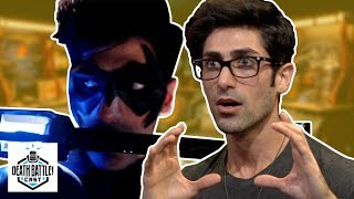 Nightwing vs Daredevil Q&A + Behind the Scenes with Ismahawk | DEATH BATTLE Cast