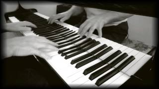 """The Railway Children"" theme (Johnny Douglas) on Piano, by Jon England"