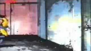 Crow Death Guitar (videoclip X-men clasicos de los 90)