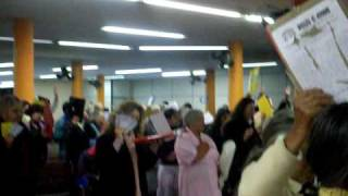 Culto Odair Gomes - Curitiba