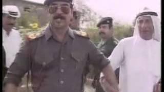 Saddam Dancing - Saddam Halayı - صدام دبكه