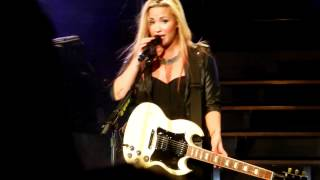 Demi Lovato - La La Land Live Bank of America Pavilion Boston HD