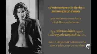 Antonio Banderas - Canción del mariachi (magyar dalszöveg)