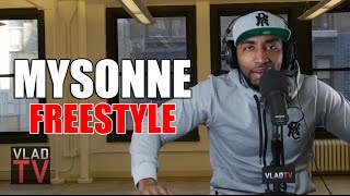 Mysonne Freestyle on VladTV