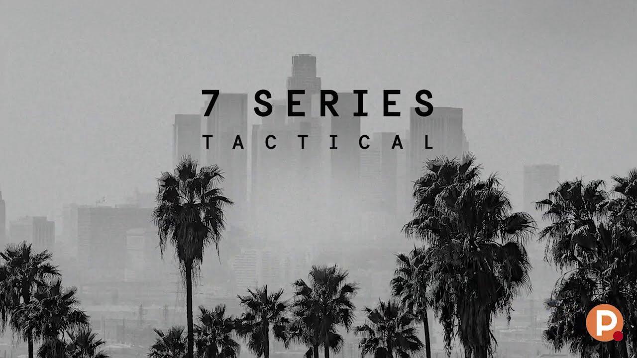 Torche Tactique Peli 7070R Rechargeable