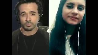 Despacito - Luis Fonsi ft Daddy yankee (smule duet)