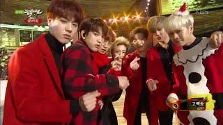 [kbs world] 뮤직뱅크 - GOT7, 고백송.20151225