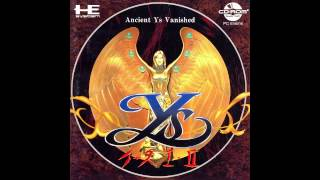 Ys I ・ II (PC Engine CD) - Theme of Adol