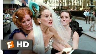 Sex and the City (3/6) Movie CLIP - Carrie's Humiliated (2008) HD width=
