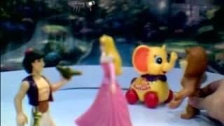 Qaisya Shahrul Akmar - Aladdin and Princess Aurora