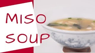 Homemade Miso Soup at Home_Easy Recipe Restaurant Style