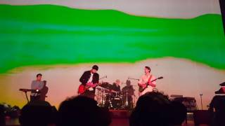 Tycho LIVE Tokyo 2017.01.13 「Division」