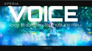 BEAT MP3.-voice tilt-six remix feat.hatsune miku