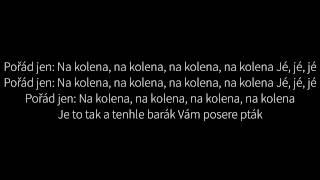 Na kolena (text) - Ivan Hlas (№2)