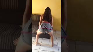 Ranielly Silva dançando (ritmo natalino)