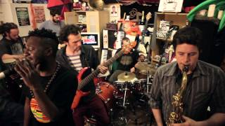K.O.G & The Zongo Brigade - Baajo (Live on The Cool Beans Television Show)