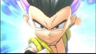 3DS Dragon Ball Fusions Intro