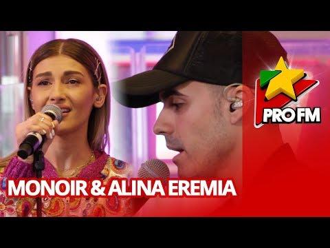 Monoir feat. Alina Eremia - Freeze | ProFM Live