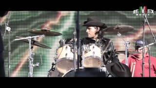 Colmillo Norteño - Rosa perfumada (en vivo) Rodeo Pesqueria Nuevo Leon