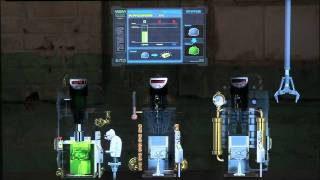 Chaves eletrônicas medem pressão, temperatura e nível