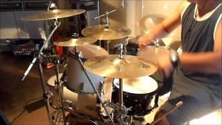 David - Inner Circle - Sweat (a la la long) Drum Cover