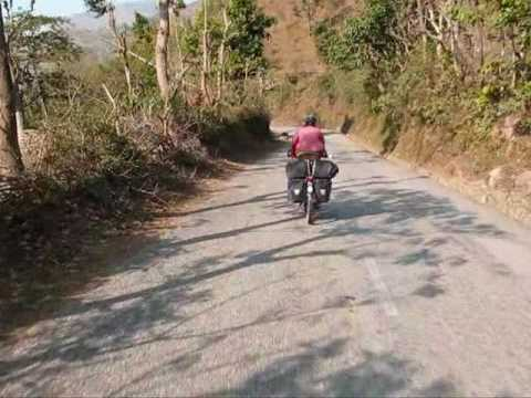 06 Nepal Abfahrt