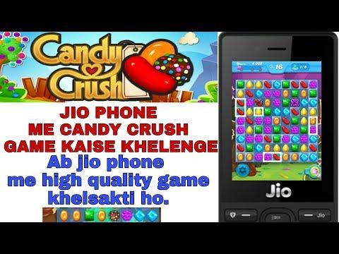 Download thumbnail for JIO PHONE ME CANDY CRUSH GAME KAISE KHELENGE