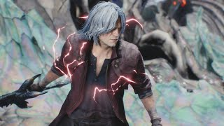 Devil May Cry 5 - Dante Final Boss with Royal Guard (SSS Rank)