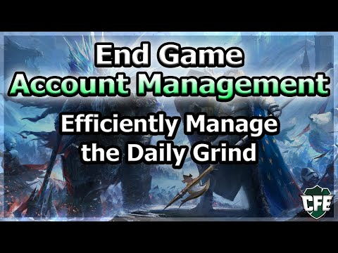 RAID Shadow Legends | End Game Account Management | The Daily Grind