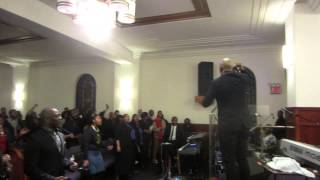 Praise Break: Anthony Brown & Group Therapy - Christ Pentecostal Temple Inc.