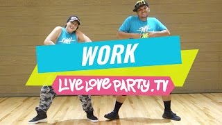 Work | Zumba® Fitness | Live Love Party