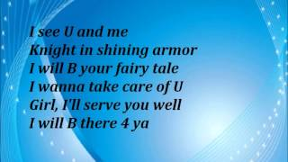 Color me Bad - All for love lyrics