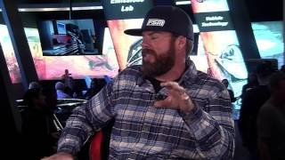 2015 SEMA Show Interview with Mike Finnegan