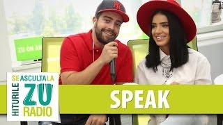 Speak - Din intamplare (Live la Radio ZU)