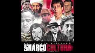 NARCO CULTURA TOP 20 EL KOMANDER   CARROS EMPOLVADOS