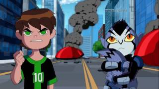 Ben 10 Omniverse - Arrested Development