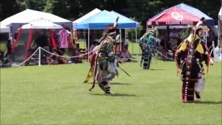 Cherokee Pow Wow Clips 2017