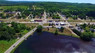 2614 M 75 S, Boyne Falls, Michigan   Unbranded