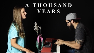 A Thousand Years -  Christina Perri (Hana Pickler feat. Junior Marques cover)