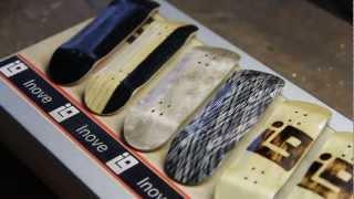 Inove Fingerboards - Decks G3