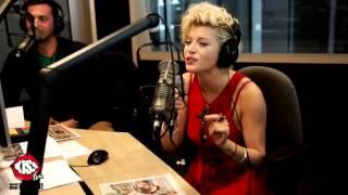 Loredana - Apa live la Kiss FM