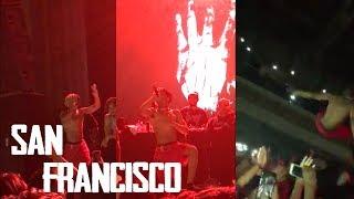 XXXTentacion - Live performance (SAN FRANCISCO  - THE REVENGE TOUR)
