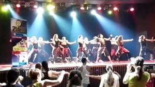 Zumba sa Ivanom - Kamelia - Amor | Sarajevo | 6. novogodišnji Zumba party