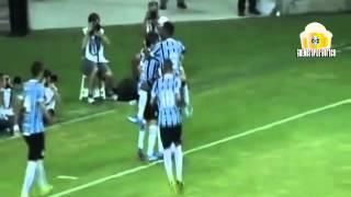 Gol  (Grêmio 1 x 0 Veranópolis)  l Gauchão 2014
