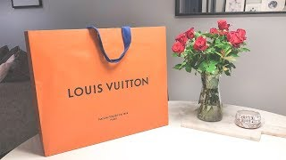 Louis Vuitton // Soft Trunk Unboxing // Virgil Abloh Spring Summer 2019